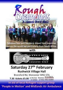 Malvern Welcomes Fundraising Event